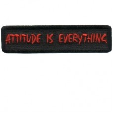 Attitude Is Everything Patch