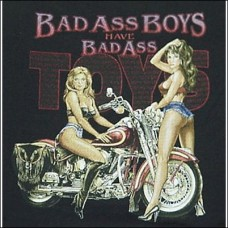 Denim-Sleeveless-Bad Ass Boys