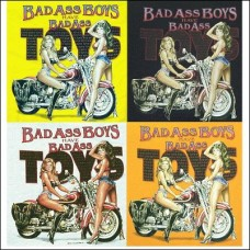 T-Shirt-Bad Ass Boys