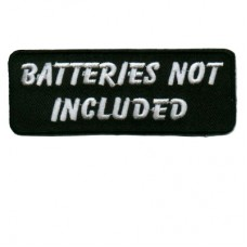 Batteries Not Included patch