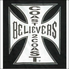 T-Shirt-Coast to Coast Believers