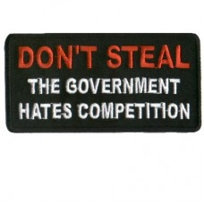Dont steal the Government hates competition patch