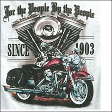 T-Shirt-For The People