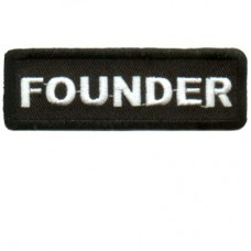 Blk Founder patch