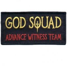 God Squad patch