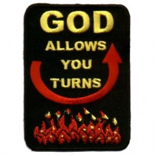 God Allows You Turns patch