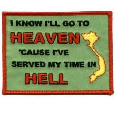 Go To Heaven Vietnam Patch