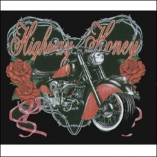 T Shirt-Long Sleeve-Highway Honey