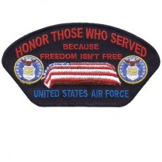 Honor Those Who Served Air Force patch