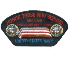 Honor those Who Served Navy Patch
