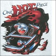 T-Shirt-Hot Piece
