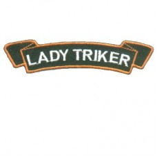 Patch-Lady Triker Ribbon