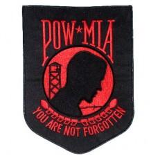 POW MIA Red Lg