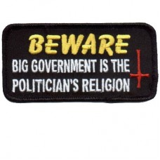 Beware Government Religion