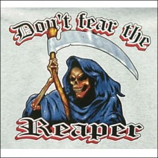 T-Shirt-Fear the Reaper
