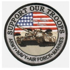 Support Our Troops Tank-Small