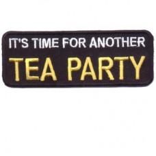 Tea Party patch