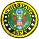 U.S. Army Back Patch