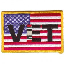 US Iraq War VET patch