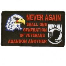 Never Abandon patch