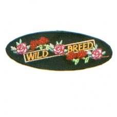 Patch-Wild Breed Flowers Oval sm
