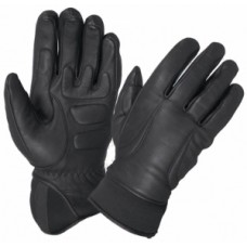 Unisex Gloves Ultra Riding Gloves Waterproof Lined Black