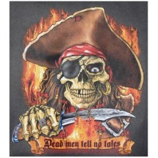 T-Shirt-Dead Men Tell No Tales